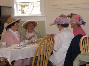 Easter Bonnet Contest & Tea (1)