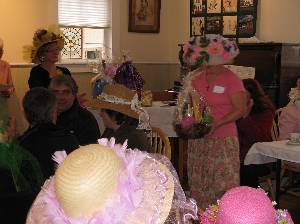 Easter Bonnet Contest & Tea (5)