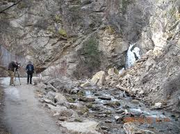 Hardy Falls Rock Slide - Mar 23, 2009
