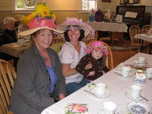 Easter Bonnet Contest & Tea (2)