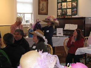 Easter Bonnet Contest & Tea (6)