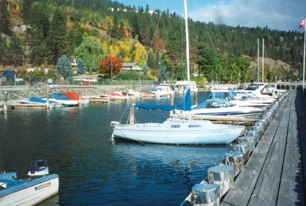 Peachland Yacht Club